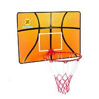 Кольцо баскетбольное с щитом детское Basket