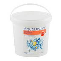 Химия для бассейнов AquaDoctor С-60Т- хлор шоковый 5кг