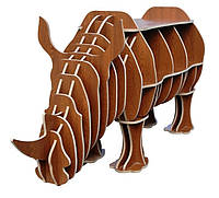 Декоративная полка Носорог