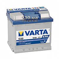 Автомобильный аккумулятор Varta Blue Dynamic 6СТ-52АЗ Е 552400 52 Ач «+» справа
