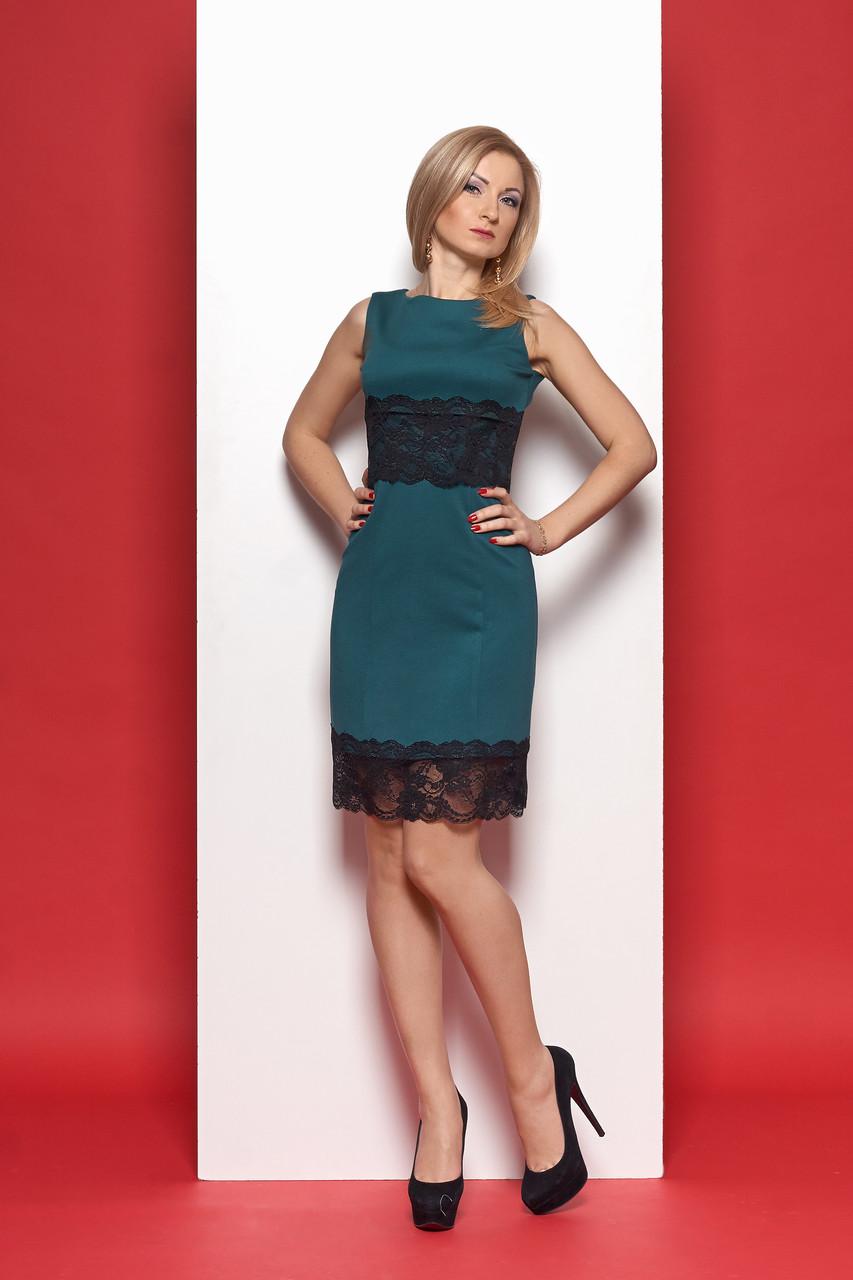 0f52f3de26f Стильное платье-футляр из новой коллекции р 42