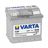 Автомобильный аккумулятор Varta Silver Dynamic 6СТ-54АЗ Е 554400 54 Ач «+» справа