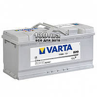 Автомобильный аккумулятор Varta Silver Dynamic 6СТ-110АЗ Е 610402 110 Ач «+» справа