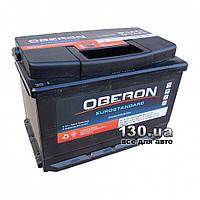 Автомобильный аккумулятор Oberon 6CT-140АЗ 140 Ач «+» слева
