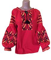 """Вишита блузка для дівчинки """"Номіна"""" (Вышитая блуза для девочки """"Номина"""") DT-0039"""