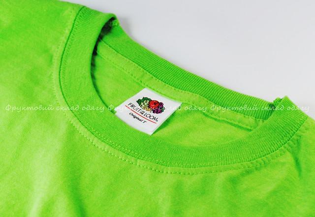 Лайм мужская лёгкая футболка