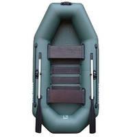 Лодка двухместная надувная Sport-boat L 240 LS серия Лагуна.