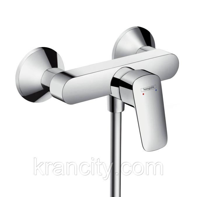 Змішувач для душу одноважільний HANSGROHE LOGIS 71600000,кран для душової кабіни,Німеччина