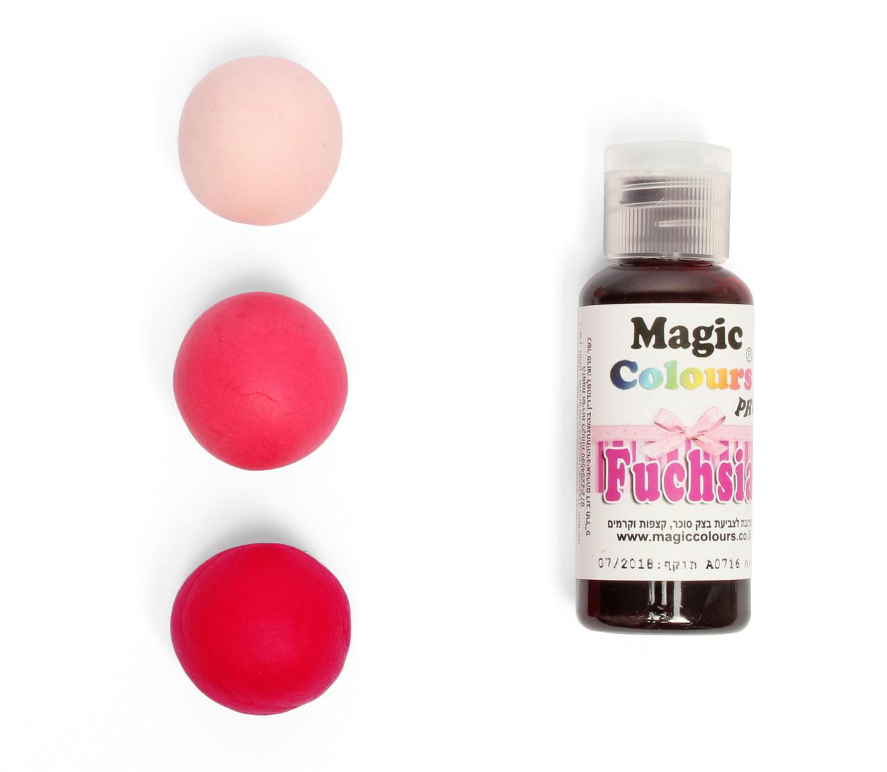 Краситель гелевый Megic Colours 32г орех США -05332