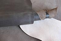 Натуральная кожа для кожгалантереи коричневого цвета арт. СК 2132