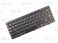 Оригинальная клавиатура для ноутбука MSI Wind U123, Wind U123T, Wind U9 series, rus, black