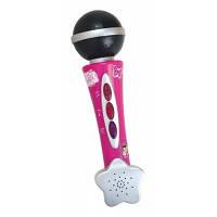 Музыкальный инструмент Микрофон Violetta Smoby 27219