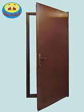 Двери Входные Метал - Метал 86 см. 96 см.(Техничка) Левая/ Правая