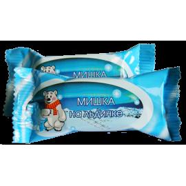 """Конфеты вафельные """"Мишка на льдинке"""" 2кг. ТМ Балу"""