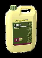 Ґрунтовка глибокопроникаюча концентрат (10-15л готової) Greinplast U 5 кг