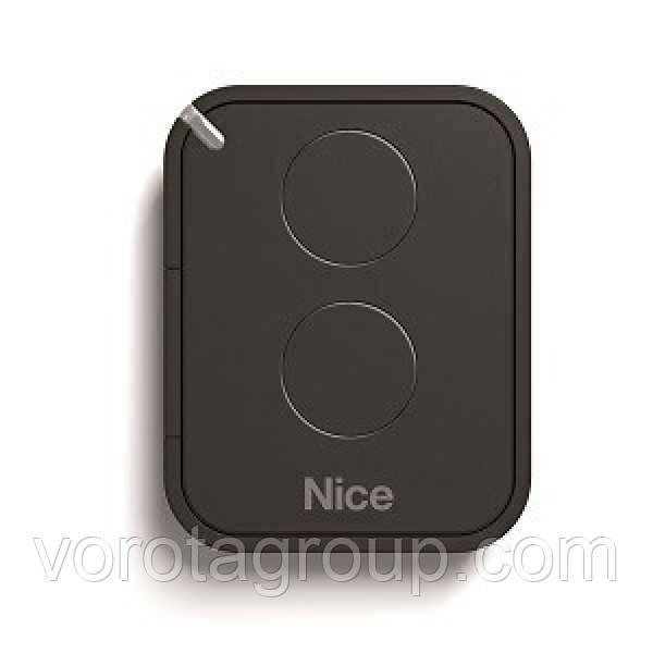 Пульт Nice 2-канальный, динамический код (Flo2RE)