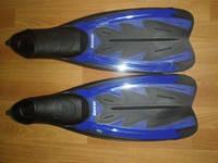Ласты профессиональные, ботинок, SPRINTER,с закрытой пяткой. Професійні ласти.