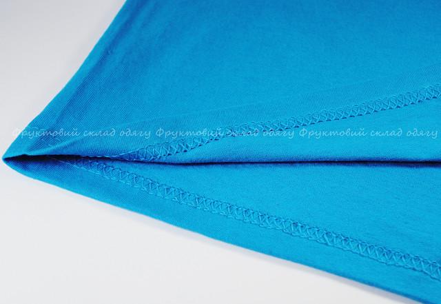 Ультрамарин мужская лёгкая футболка