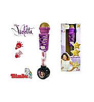 Музыкальный инструмент микрофон игрушка Violetta Simba 6832177