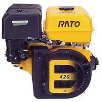 Одноцилиндровый бензиновый двигатель RATO R420DE