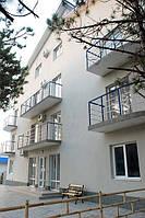 Продается гостиница на берегу Черного моря