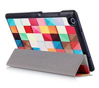 "Чехол Primo Color Cube для планшета Lenovo Tab 3-850F 8"""