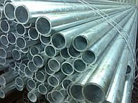 Труба оцинкованная железная стальная Ду 32 для воды,газа