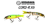 Воблер Kosadaka Cord-R XS 90F