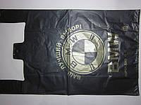 Пакет БМВ більш. черн (43*73. 50шт/уп, 250шт/міш)