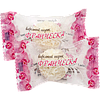 Конфеты вафельный шарик Франческа с цельным миндалём 1,5кг. ТМ Балу