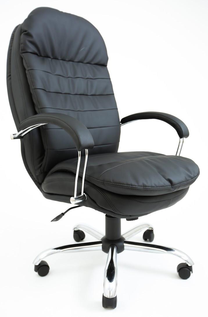Компьютерное Кресло Валенсия (Хром) 1кат