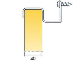 Ecophon Advance Wall Вертикальный настенный звукопоглотитель., фото 3