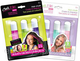 WOOKY Краска - мел для волос (3 мелка) 21613/21614