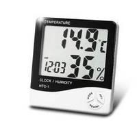 Термометр метеостанция HTC-1