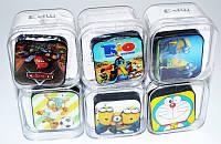 Оригинальный MP3 плеер мультфильмы, мини mp3 проигрыватель