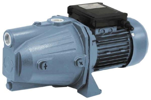Насос центробежный самовсасывающий Насосы+ JET 80B (0,75 кВт, 47 л/мин)
