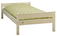 Кровать сосна 90x200см
