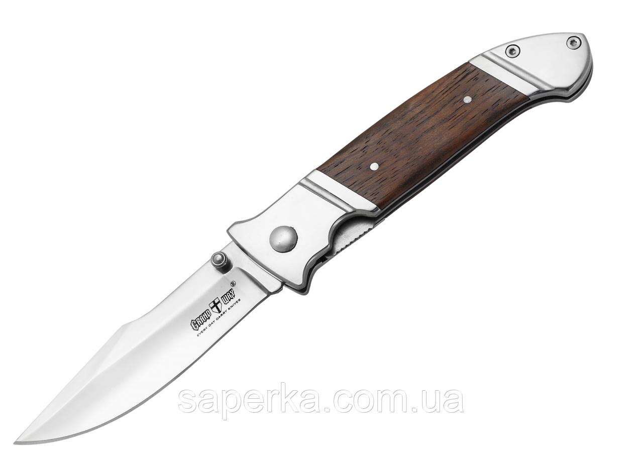 Нож складной для ежедневного ношения Grand Way 01987