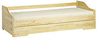 Кровать кушетка массив сосна 90/180х200см