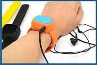 Наручные часы MP3 плеер (цвета в ассортименте), портативный mp3 плеер