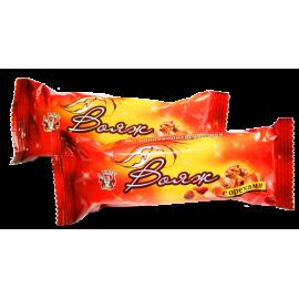 Конфеты вафельные Вояж с орехом 2кг. ТМ Балу