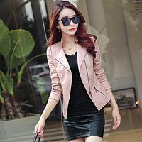Женская кожаная куртка. Модель 2031