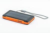 Универсальная солнечная мобильная батарея PowerPlant/PB-SP001S/6600mAh