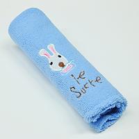Чалма - полотенце для сушки волос Голубой Оптом