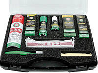 Набор Ballistol-Set Waffenpflege для ухода за оружием в кейсе (9 предметов).