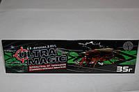 Шприц-гель Ультра Магик для уничтожения насекомых-вредителей.