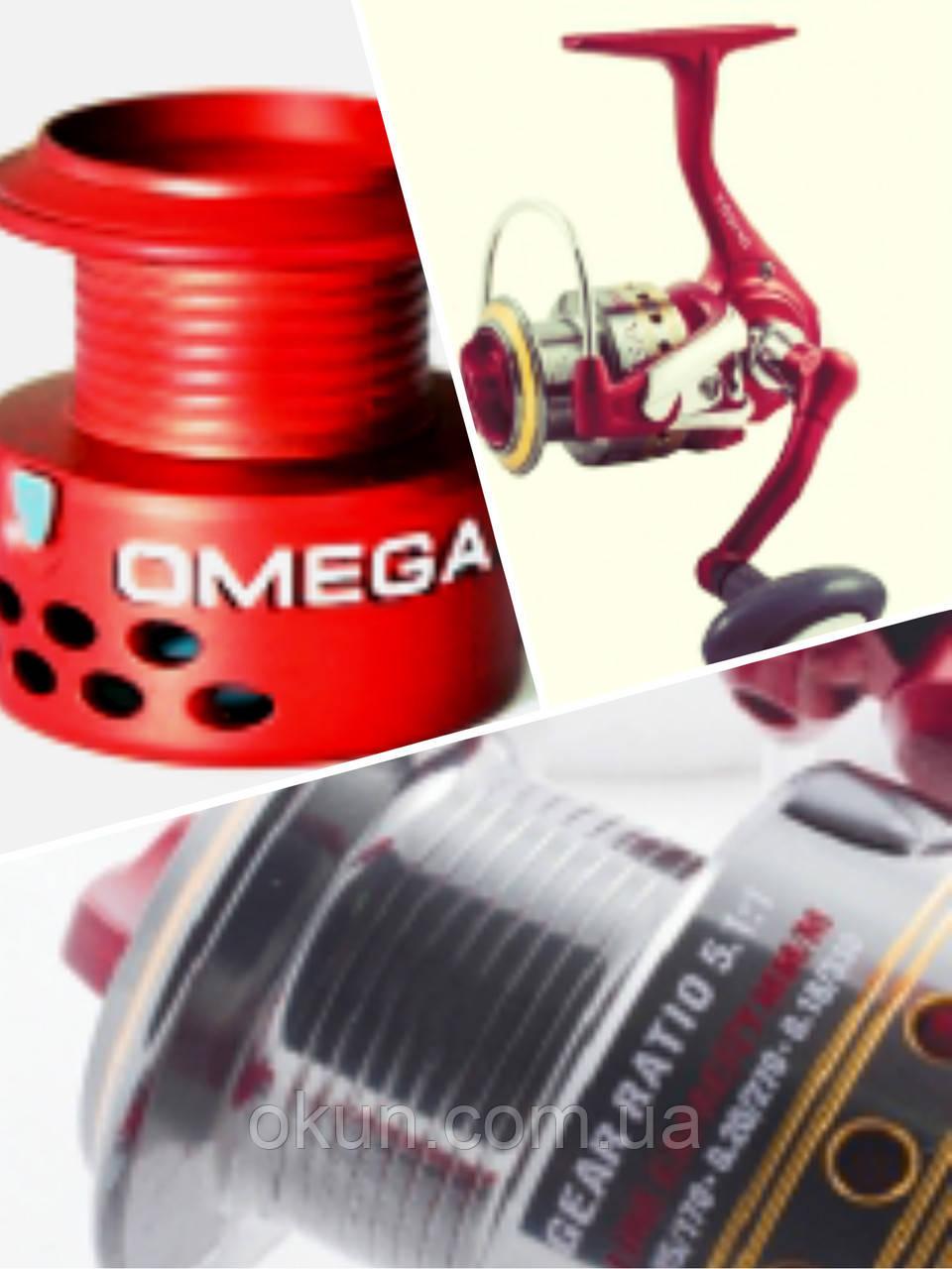 Катушка Omega 1000 FD 3+1
