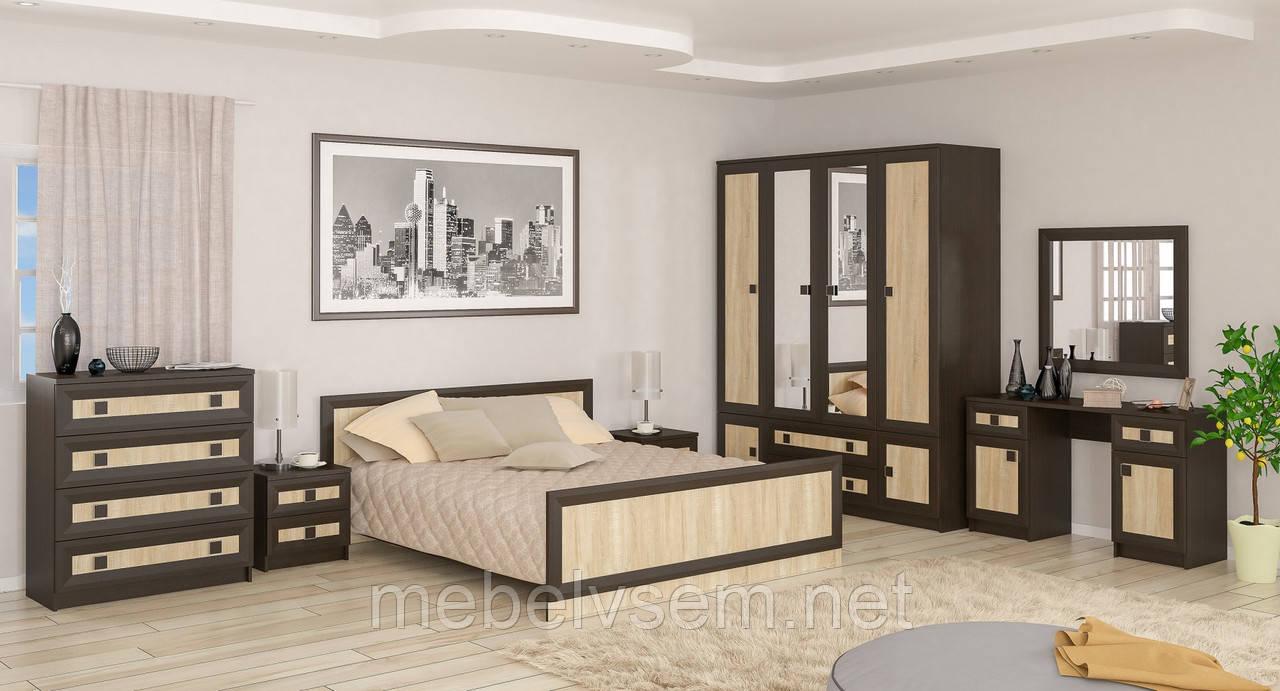Спальня Даллас Меблі Сервіс