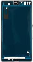 Передняя панель корпуса (рамка дисплея) Sony C6602 L36h Xperia Z / C6603 L36i Xperia Z / C6606 L36a Xperia Z White