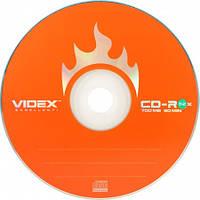 Диск Videx CD-R 700Mb 52xbulk 10 , фото 1